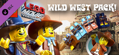 The LEGO Movie - Videogame DLC - Wild West Pack