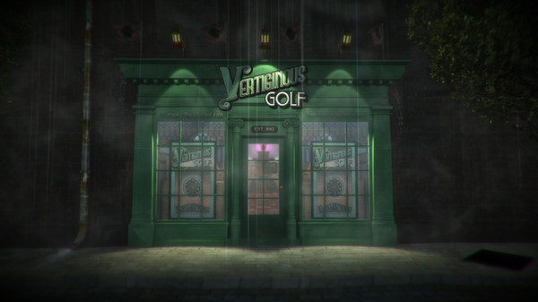 Vertiginous Golf Screenshot