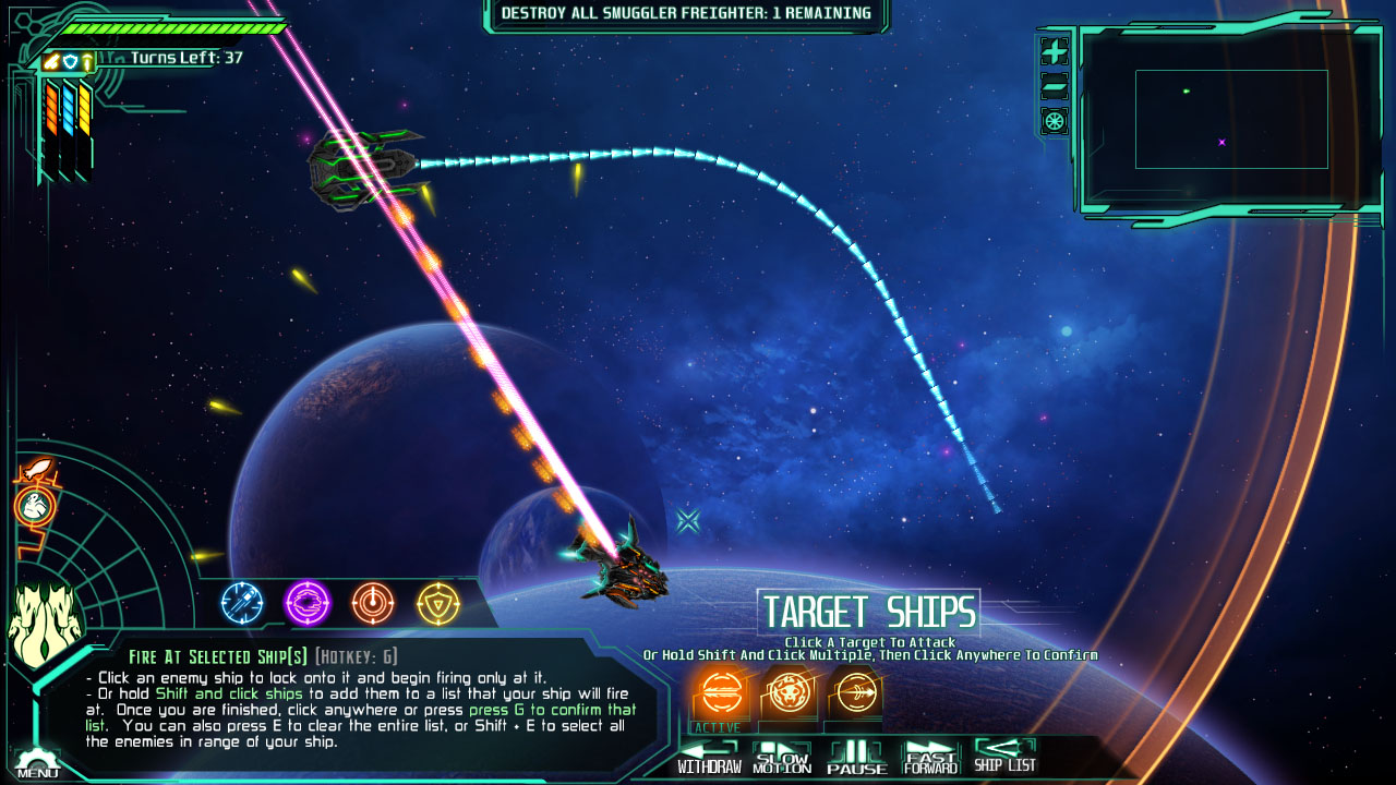 The Last Federation Collection screenshot 2