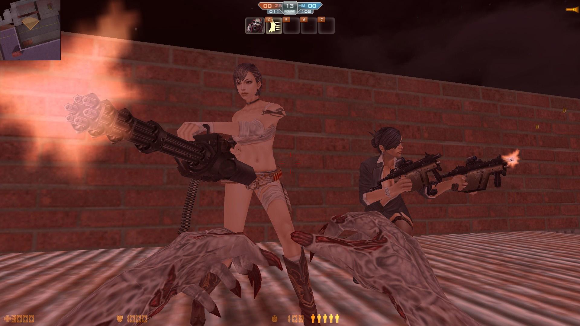 Download free Counter-Strike Nexon: Zombies 1.0