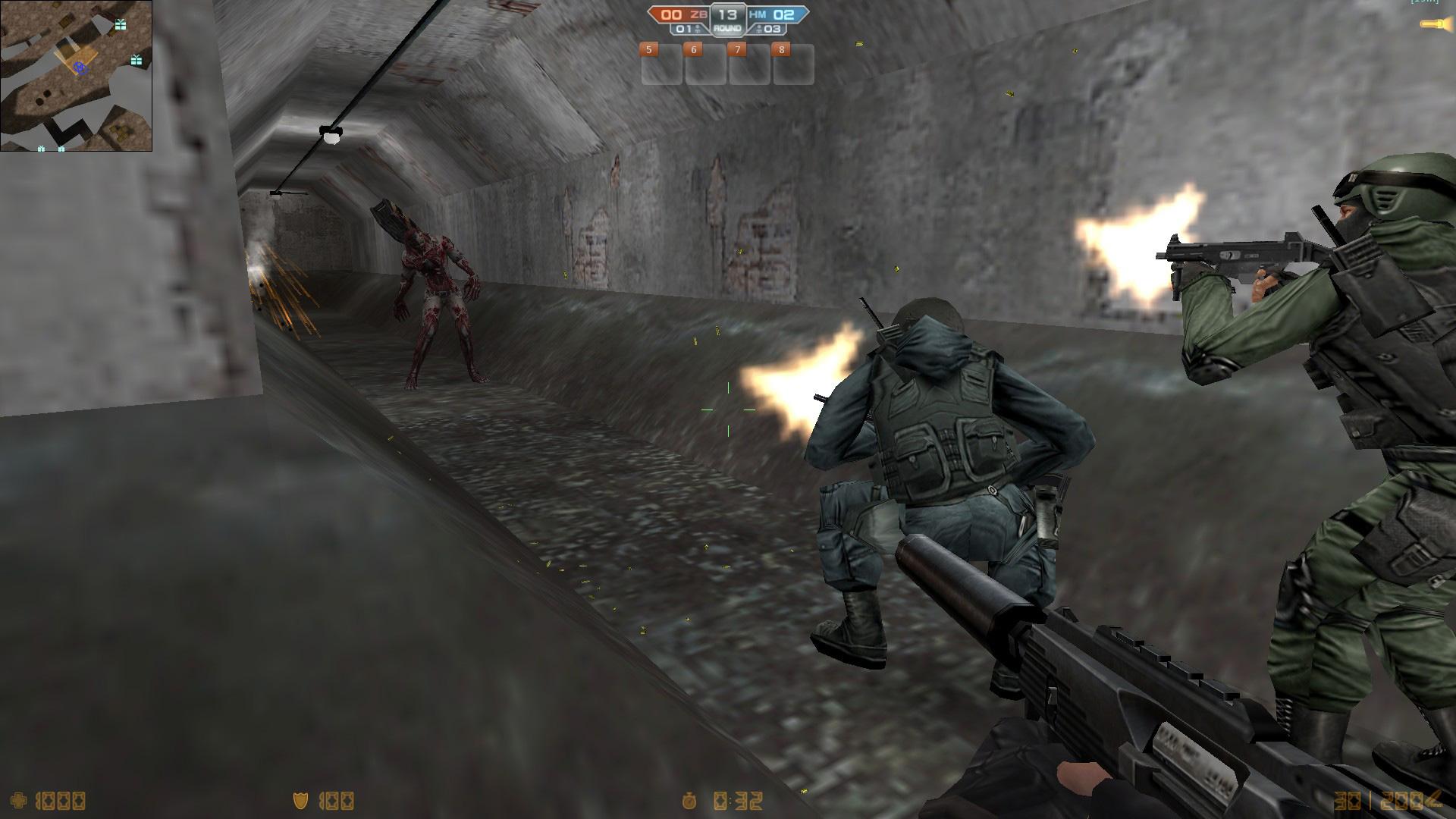 counter strike nexon zombies on steam