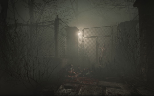 скриншот Outlast: Whistleblower DLC 2