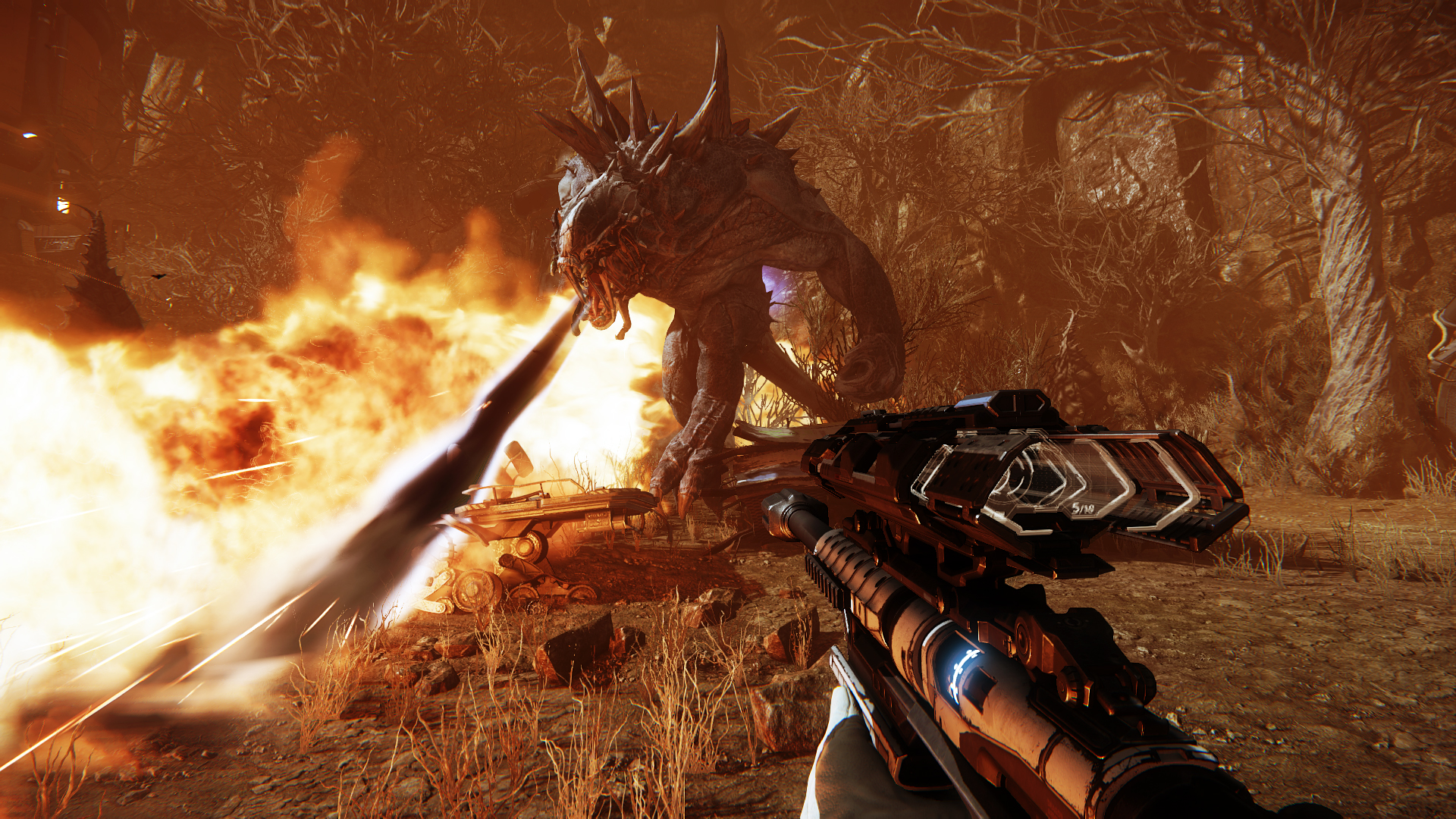 Evolve ESPAÑOL PC Full (CODEX) 4
