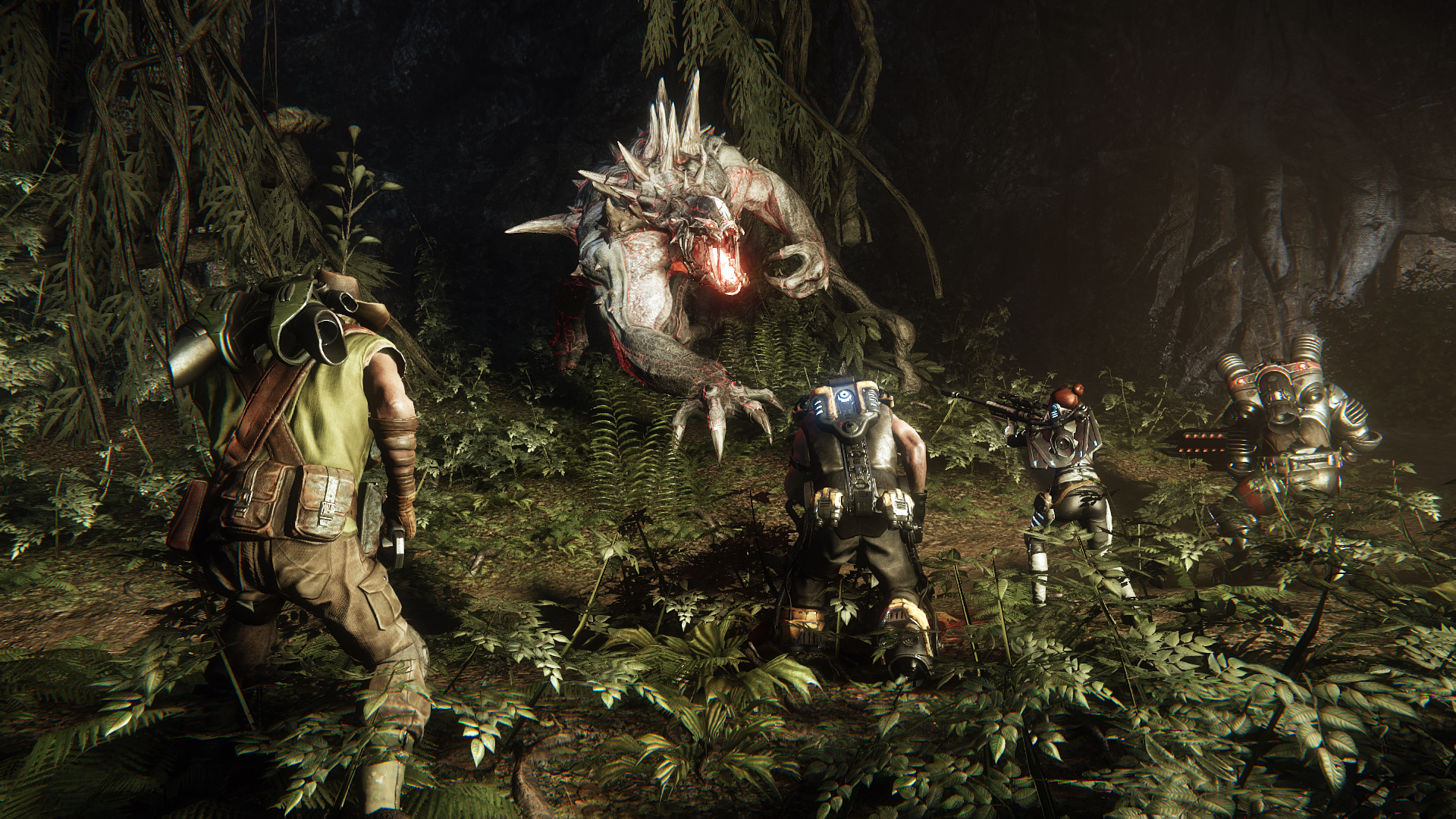 Evolve ESPAÑOL PC Full (CODEX) 8