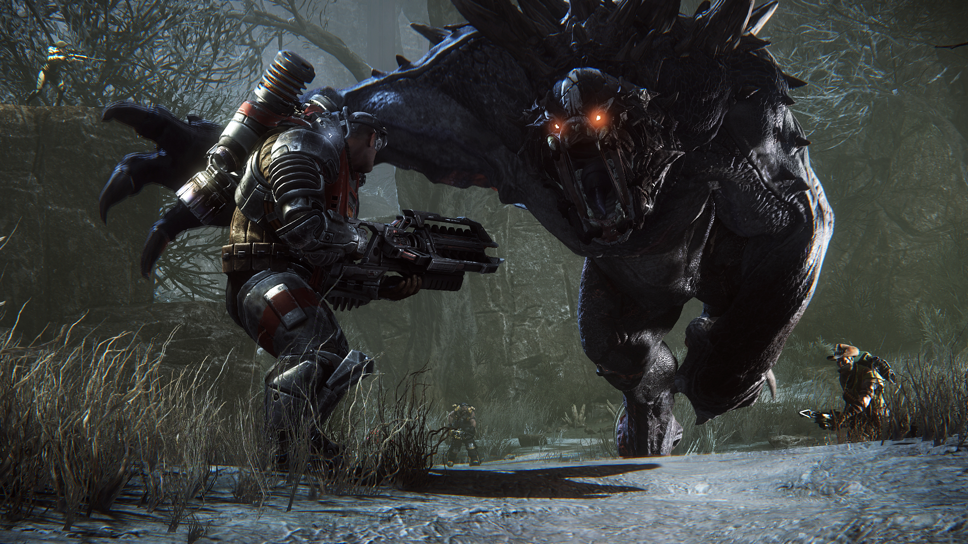 Evolve ESPAÑOL PC Full (CODEX) 1