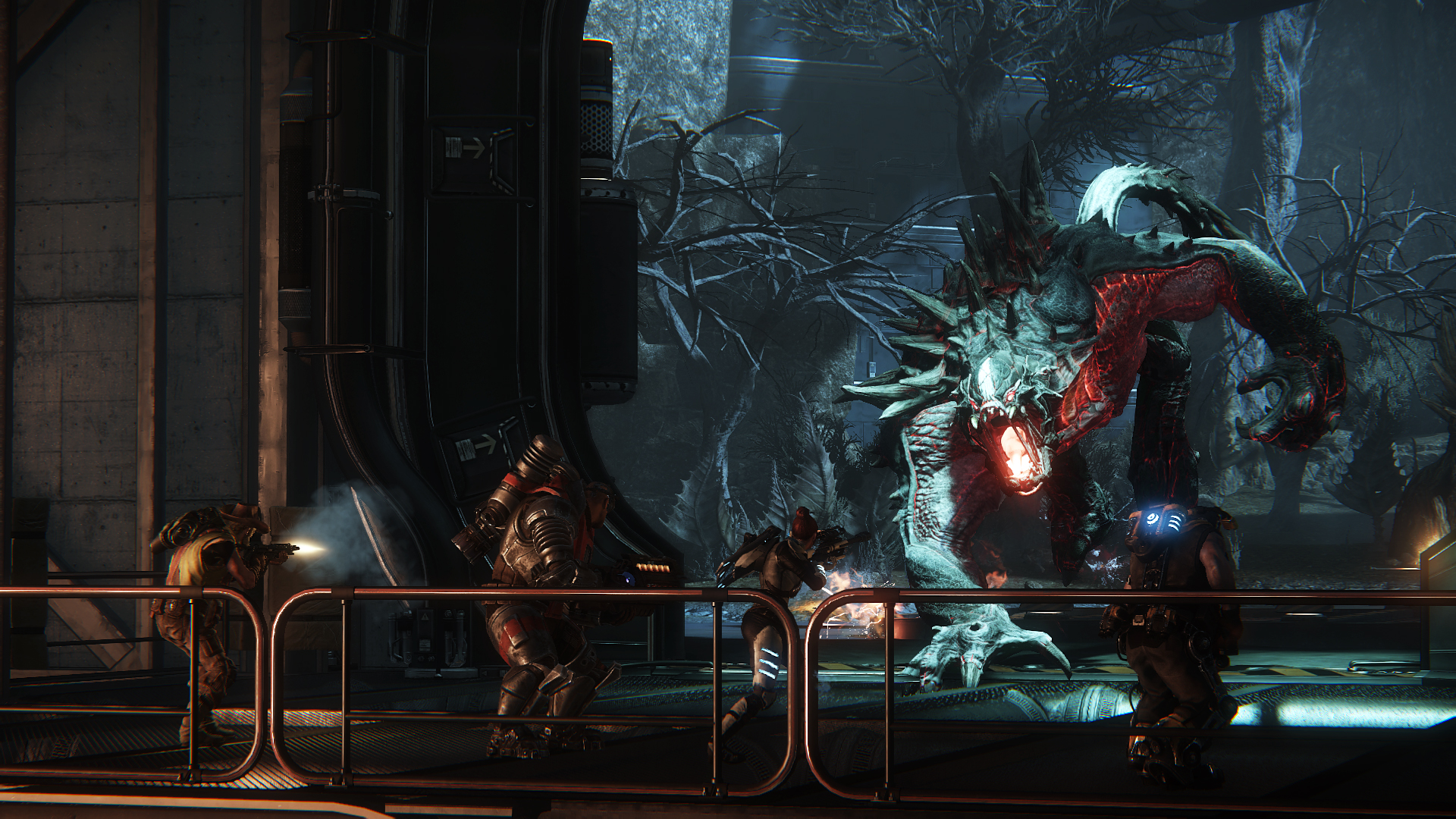 Evolve ESPAÑOL PC Full (CODEX) 9