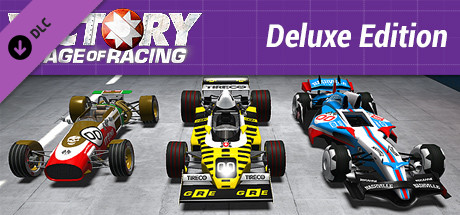 Victory: The Age of Racing - Steam Founder Deluxe Pack Content