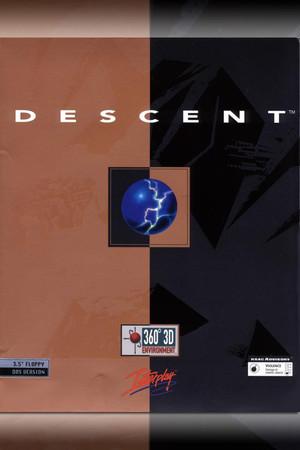Descent poster image on Steam Backlog