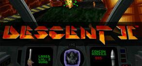 Descent 2 cover art