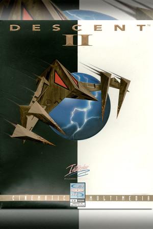 Descent 2 poster image on Steam Backlog