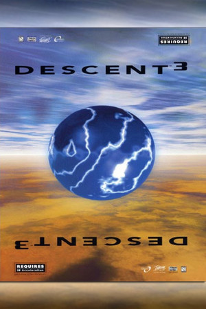 Descent 3 poster image on Steam Backlog