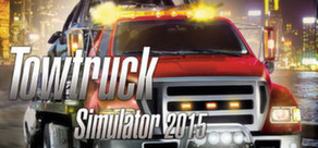 Towtruck Simulator 2015 cover art