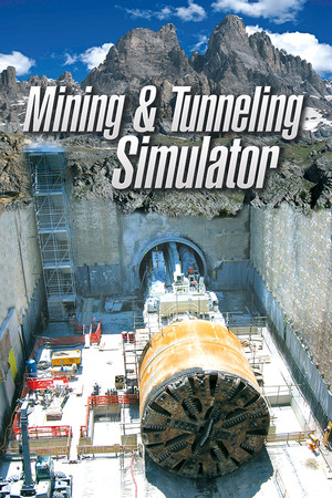 Mining & Tunneling Simulator poster image on Steam Backlog