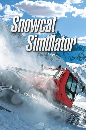 Snowcat Simulator poster image on Steam Backlog