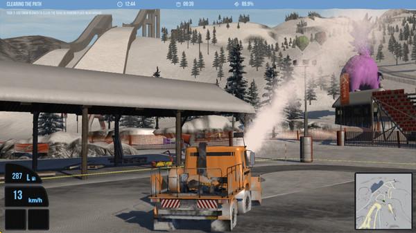 Snowcat Simulator