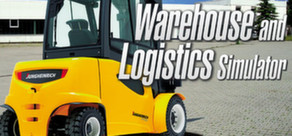 Warehouse and Logistics Simulator cover art