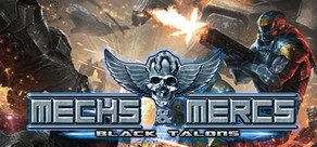 Mechs & Mercs: Black Talons cover art