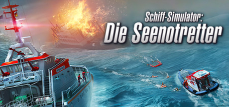 Game Banner Ship Simulator: Maritime Search and Rescue