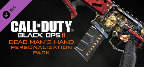 Call of Duty: Black Ops II Dead Man's Hand Pack