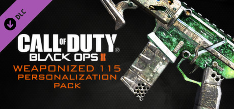Call of Duty: Black Ops II Weaponized 115 Pack