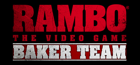 Rambo The Video Game: Baker Team