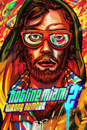 Hotline Miami 2: Wrong Number poster image on Steam Backlog
