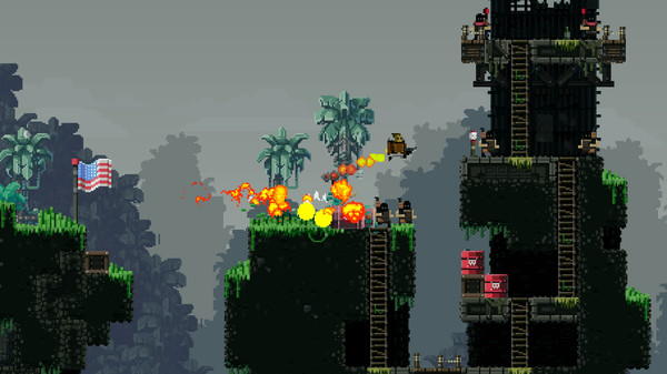 Broforce Screenshot