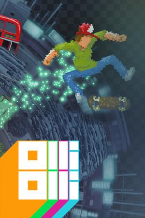 OlliOlli poster image on Steam Backlog