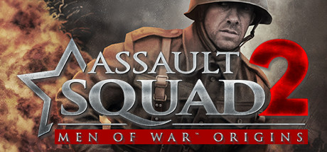 Assault Squad 2: Men of War Origins cover art