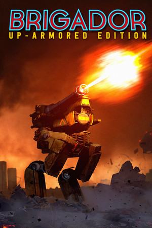Brigador: Up-Armored Edition poster image on Steam Backlog