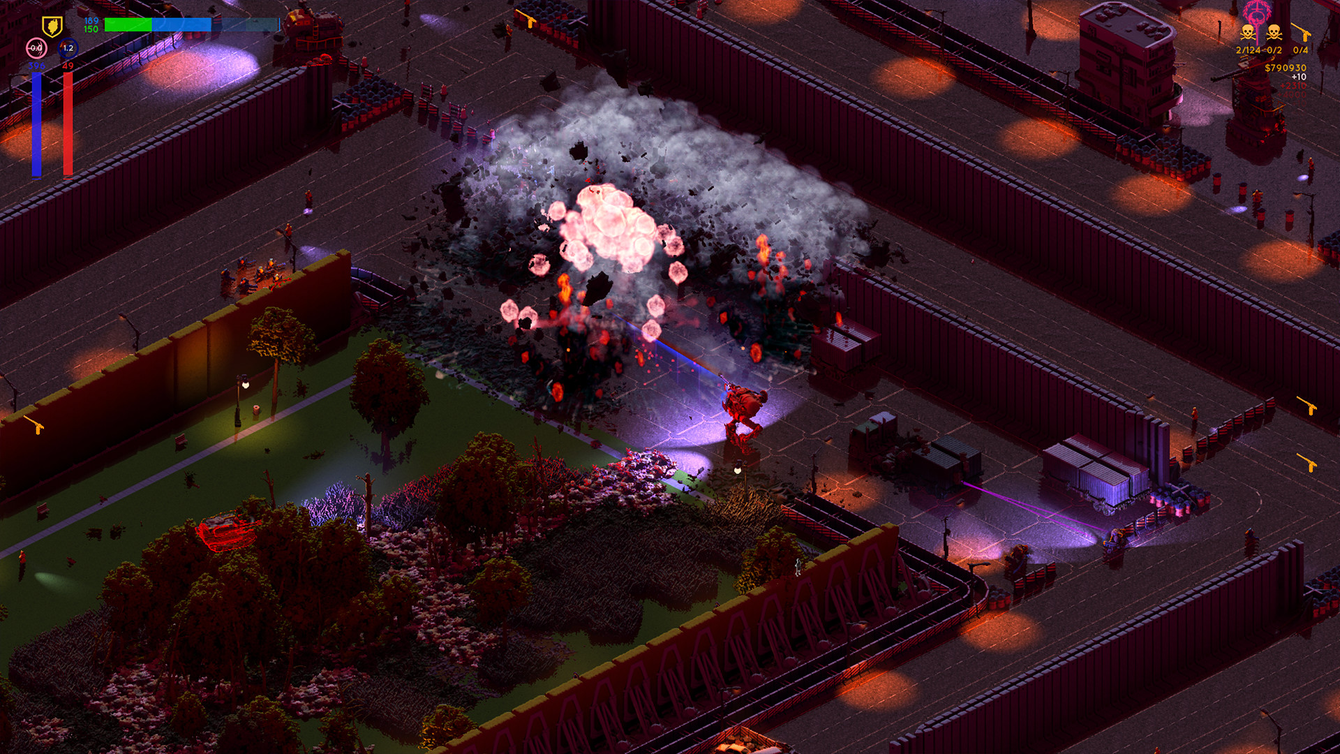 Brigador Screenshot 3