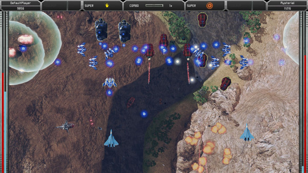скриншот Revolution Ace 3