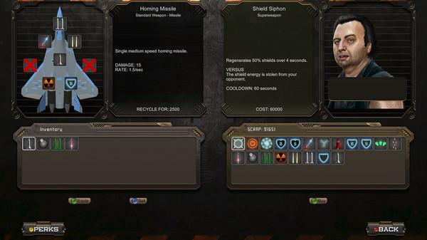 скриншот Revolution Ace 1