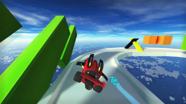 Jet Car Stunts 4