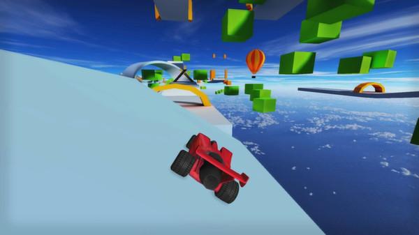Jet Car Stunts 0