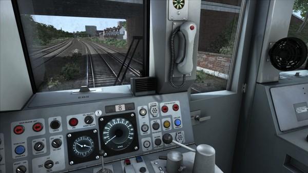 скриншот Train Simulator: Connex South Central Class 319 Livery Add-On 2