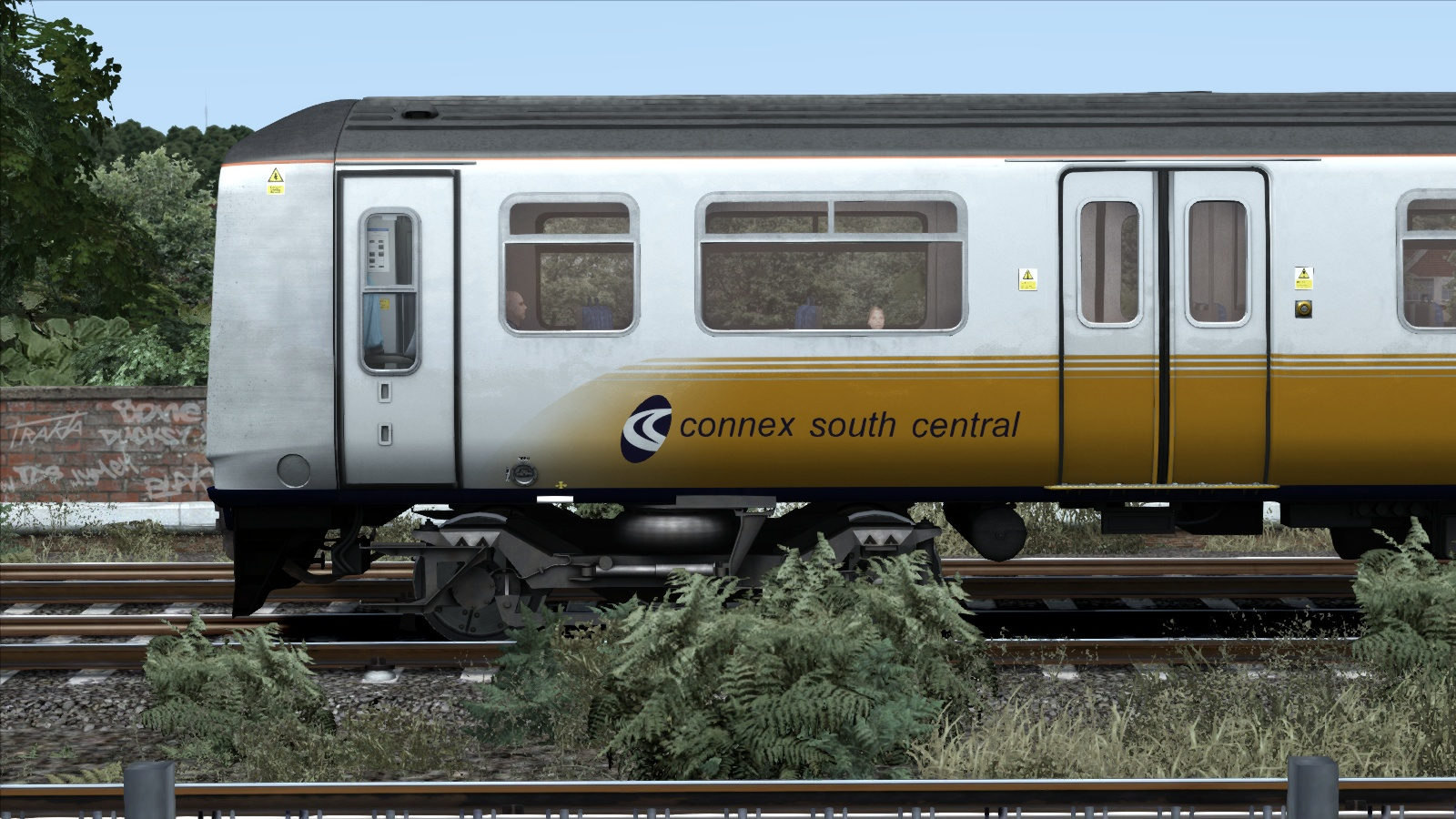 TS Marketplace: Connex South Central Class 319 Livery Add-On 2015 pc game Img-4