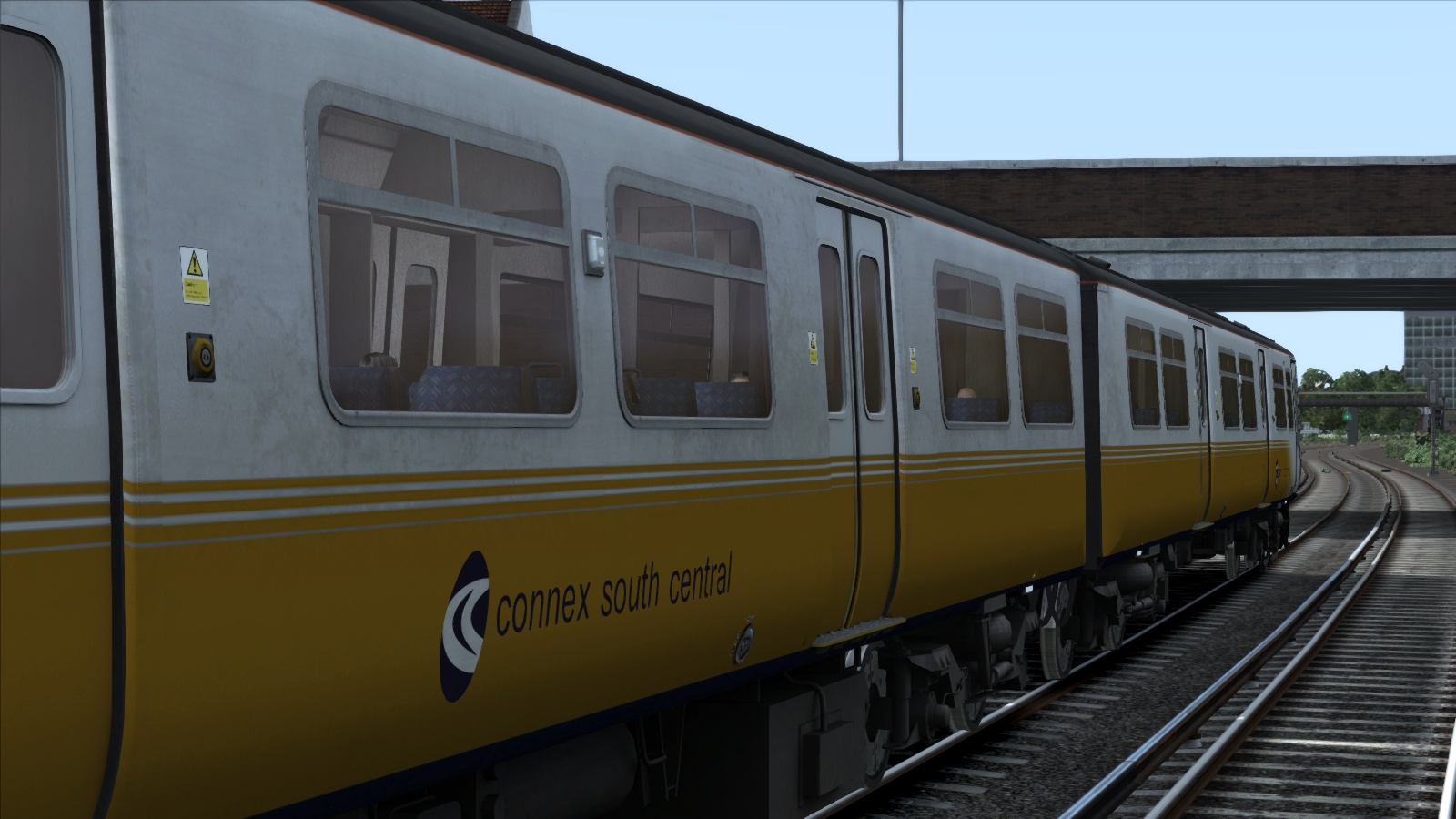 TS Marketplace: Connex South Central Class 319 Livery Add-On 2015 pc game Img-1