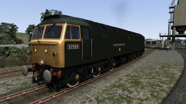 скриншот Class 47 Isambard Kingdom Brunel Livery Add-On 0