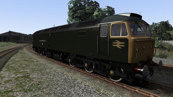 скриншот Class 47 Isambard Kingdom Brunel Livery Add-On 3