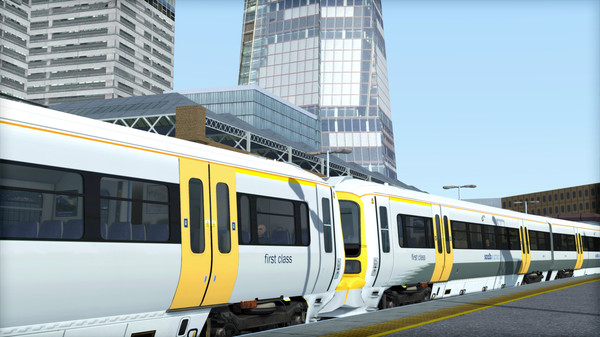 скриншот TS Marketplace: Class 465 Southeastern Livery Pack Add-On 4