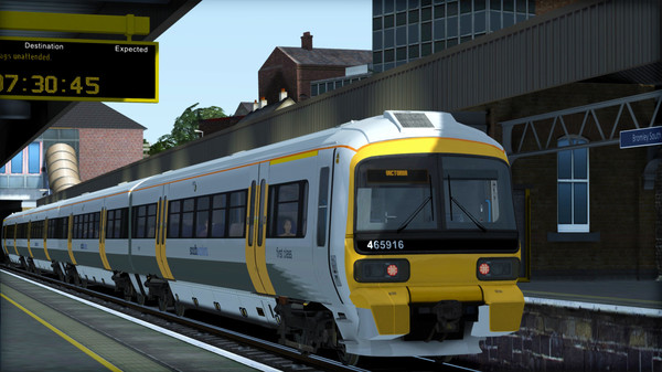 скриншот TS Marketplace: Class 465 Southeastern Livery Pack Add-On 3
