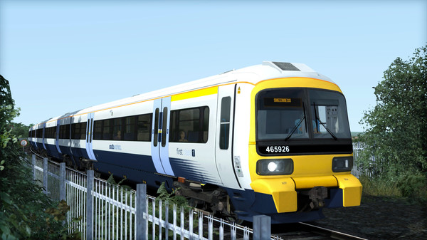 скриншот TS Marketplace: Class 465 Southeastern Livery Pack Add-On 5