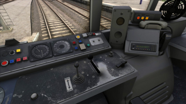скриншот BR Provincial Sector Class 143 Add-on Livery 2