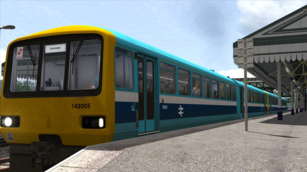 скриншот BR Provincial Sector Class 143 Add-on Livery 1