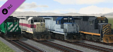 US Diesel Locomotives - Set 2