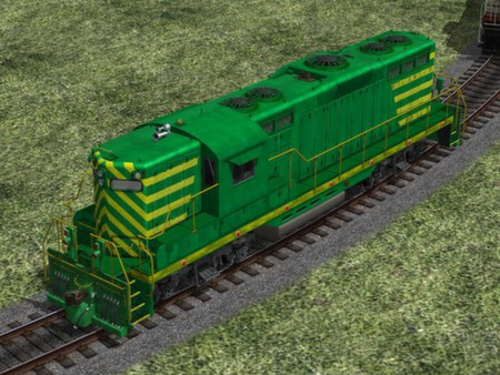 скриншот US Diesel Locomotives - Set 2 0