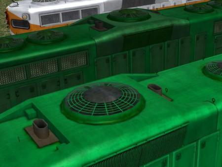 скриншот US Diesel Locomotives - Set 2 3