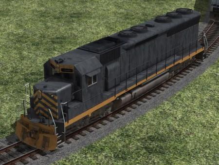 US Diesel Locomotives - Set 2