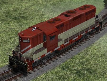 скриншот US Diesel Locomotives - Set 2 1